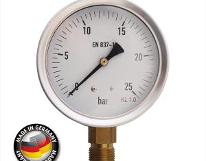 Một số tác nhân ảnh hưởng tới đồng hồ đo áp suất