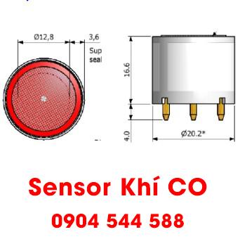 Sensor Khí CO (Ba Lan)
